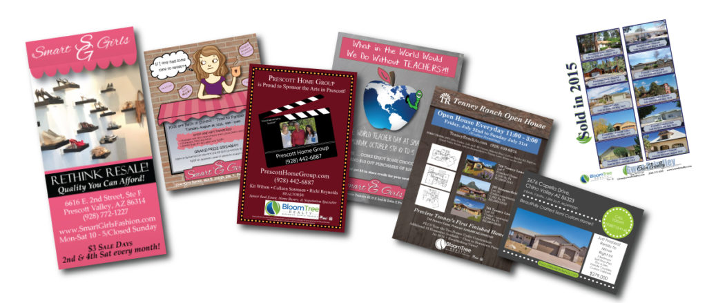 Flyers to promote your business